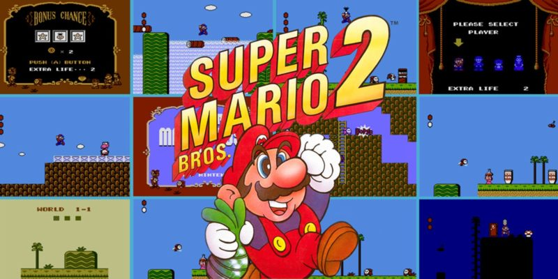 «Super Mario Bros. 2» и «Kirby's Adventure» станут доступны через Nintendo Switch Online