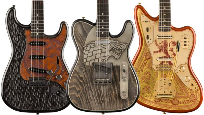 Fender-game-of-thrones-guitars